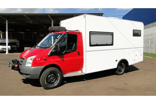 ITUTRAILER FORD TRANSIT 4X4
