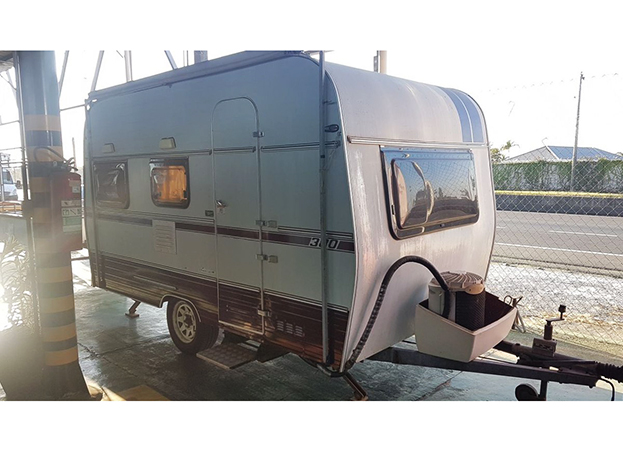 Trailer Karmann Ghia Kc 380 - 1988 foto1