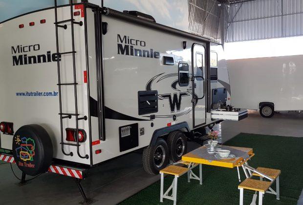 Trailer Micro Minnie 2106ds - Ano 2018-06