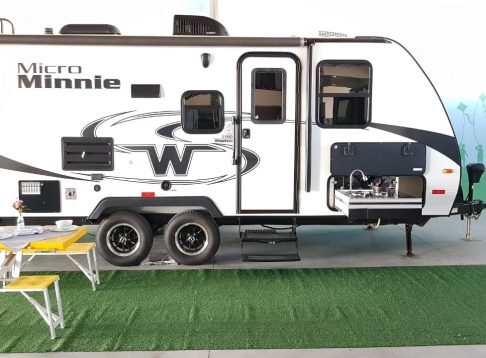 Trailer Micro Minnie 2106ds - Ano 2018-17
