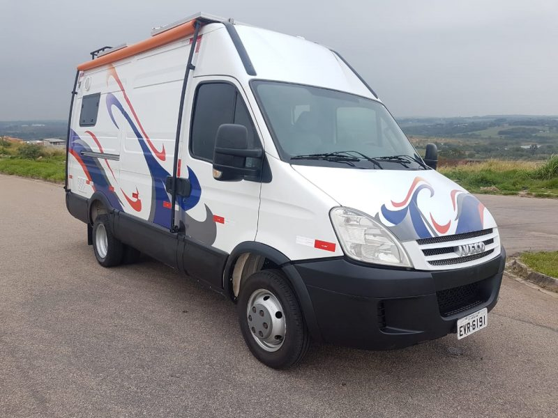 Motor-home Chassi Iveco Daily 2011 -01