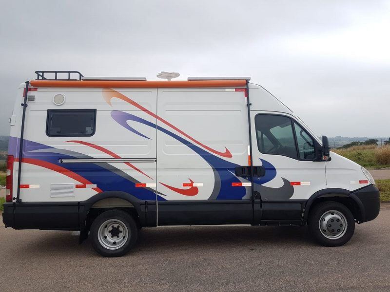 Motor-home Chassi Iveco Daily 2011 -02