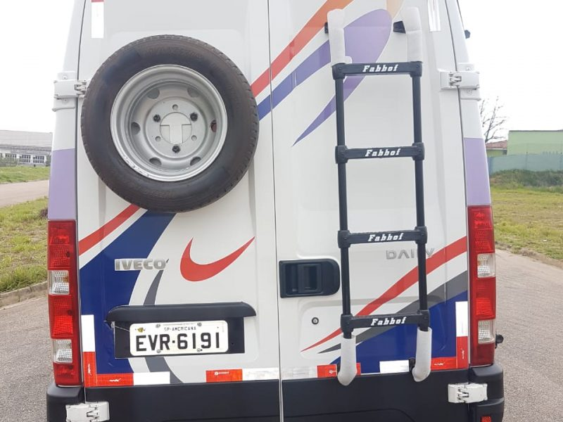 Motor-home Chassi Iveco Daily 2011 -03