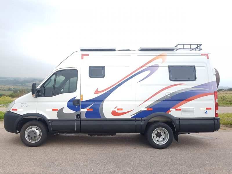 Motor-home Chassi Iveco Daily 2011 -04
