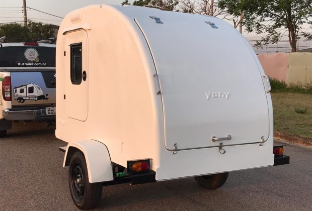 Mini Trailer Yany 0km-02