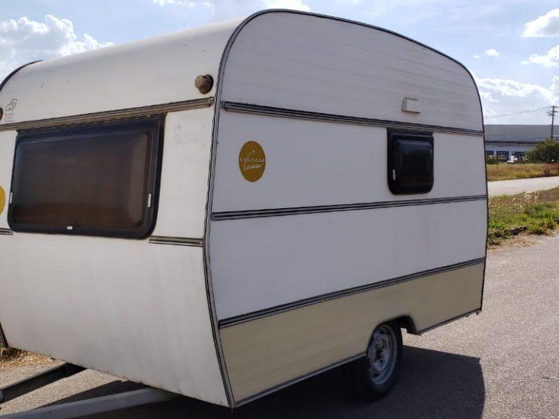 Trailer Karman Ghia Kc 330 1981 -01