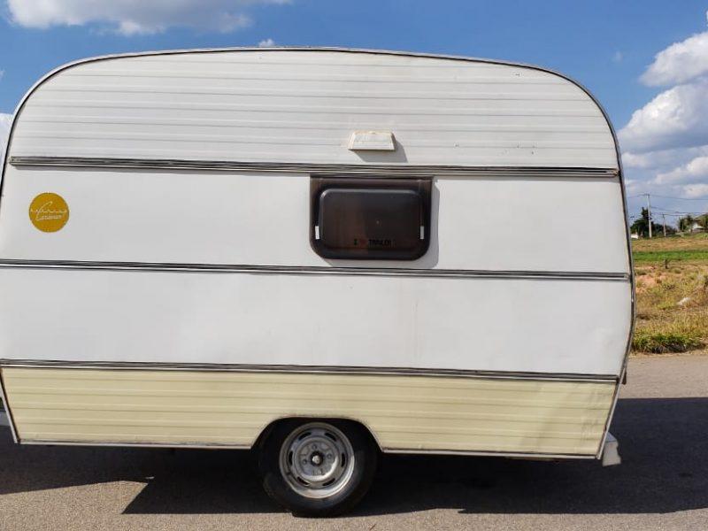 Trailer Karman Ghia Kc 330 1981 -02