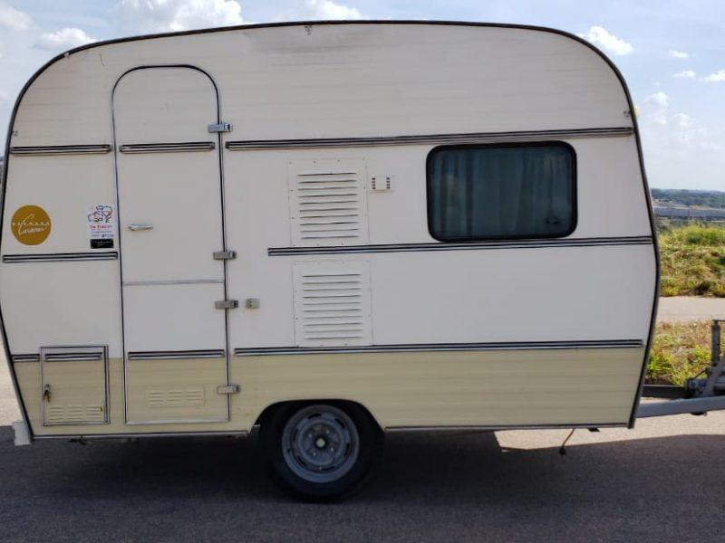 Trailer Karman Ghia Kc 330 1981 -03