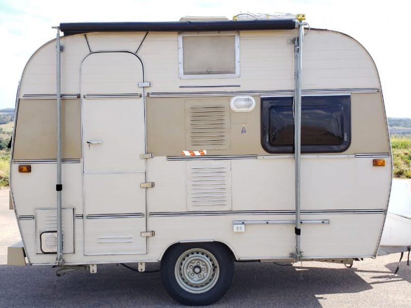 Trailer Karmann Ghia Kc 330 Ano 1985-1986-02